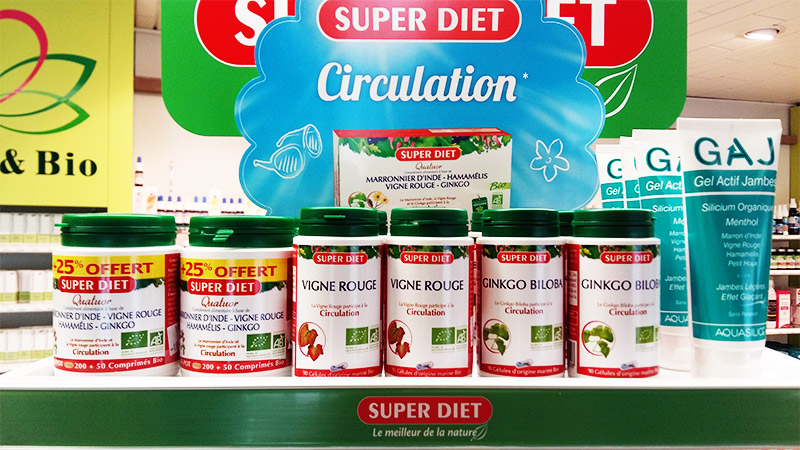 Super Diet Circulation