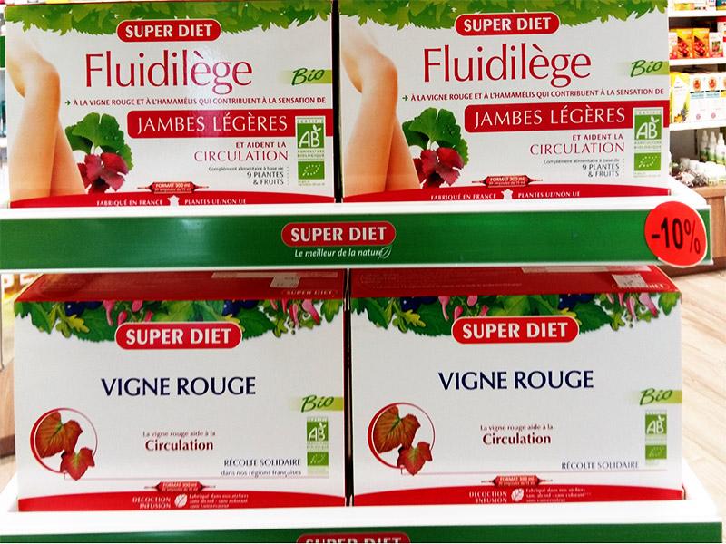 Fluidilège – Vigne Rouge